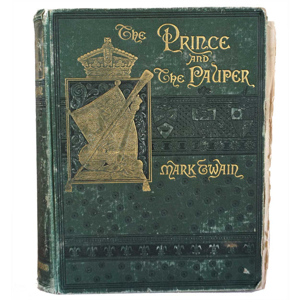 Book: The Prince and the Pauper by Mark Twain