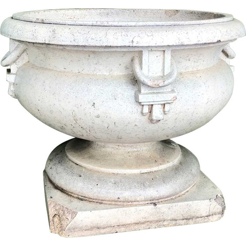 American Denver Terra Cotta Company Elitch Gardens Urn Planter