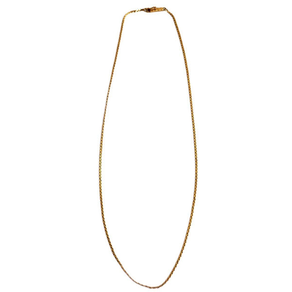 14 karat Gold Chain Necklace
