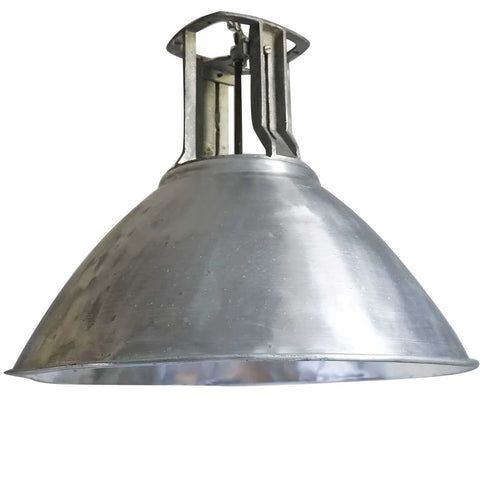 Vintage Style Industrial Aluminum Shade Pendant Light (17 available)