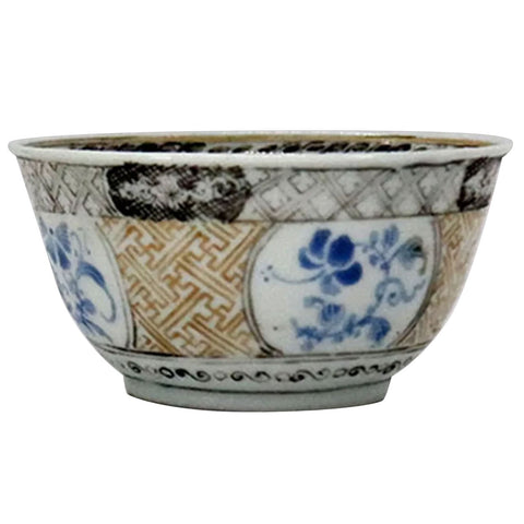 Chinese Export Porcelain Shipwreck Cargo Tea Bowl