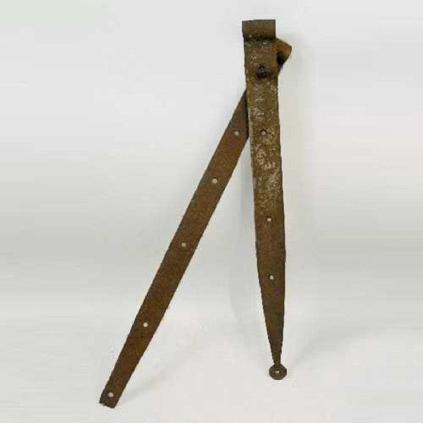 Early American New England Iron Hinges