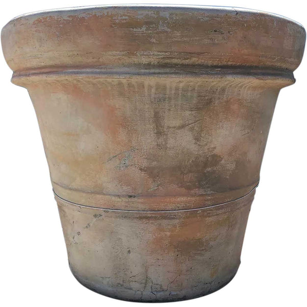 Monumental Spanish Terracotta Planter