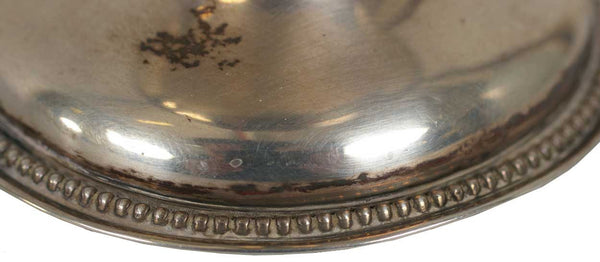 English John Mitchison George III Sterling Silver Mounted Coconut Cup