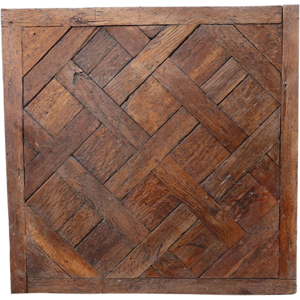 French Versailles Pattern Parquetry Floor Panel