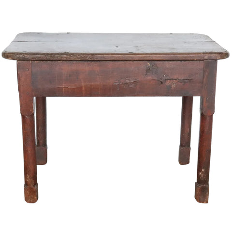 French Louis XIII Period Walnut Side Table