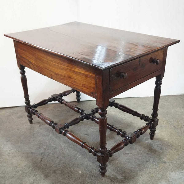 Indo-Portuguese Rosewood Center Table