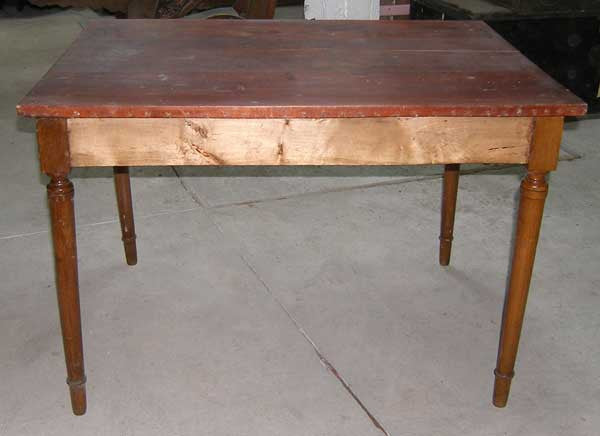 French Provincial Pine Bistro Table