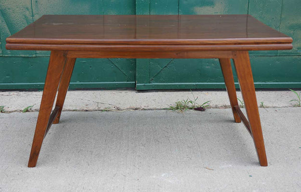 Vintage PIERRE JEANNERET Teak Coffee / Cocktail Table from Chandigarh, India