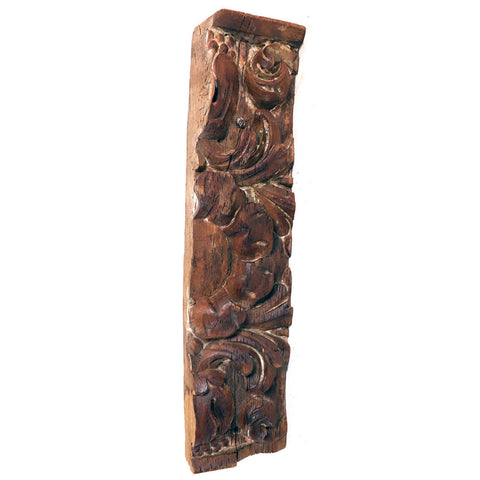 Indian Goan Architectural Panel Fragment