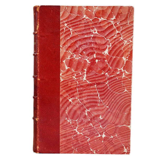 French Leather Bound Book: Dosia by Henry Greville