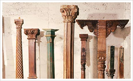 Pillars and Capitals