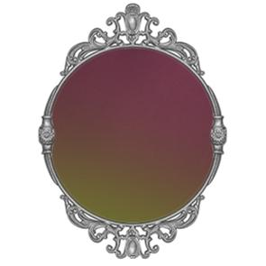 Mirror Rosa Savana