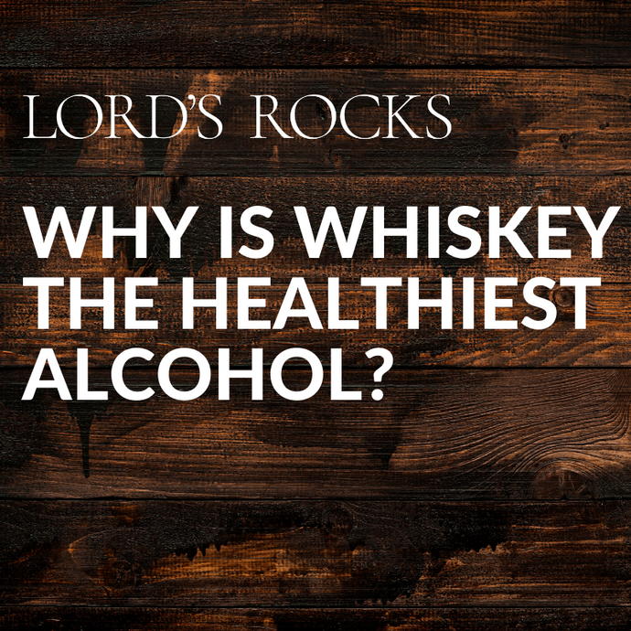 Why Whiskey is the Healthiest Alcohol