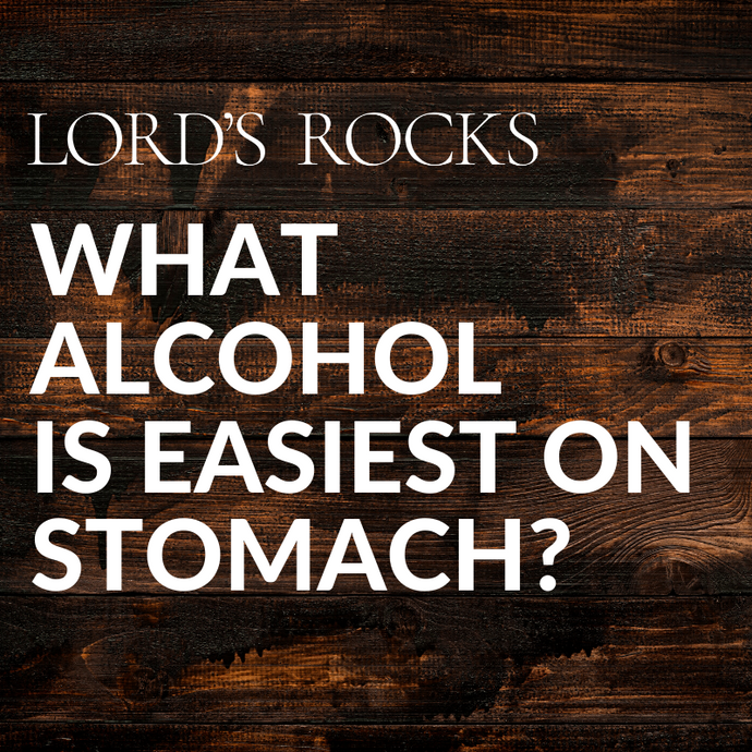 What Alcohol Is Easiest On Stomach?