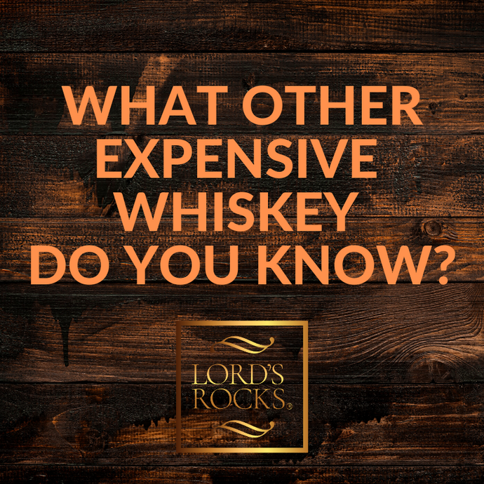 Expensive Whiskey in the World
