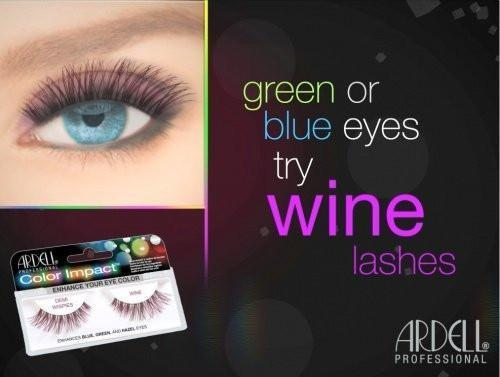 Try the NEW Color Impact Lashes FREE!