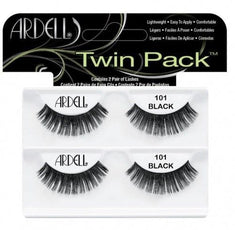 Ardell 101 BLACK (Twin Pack)