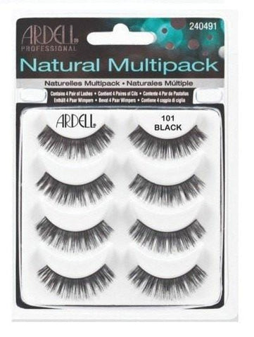 Ardell 101 BLACK (Multipack)