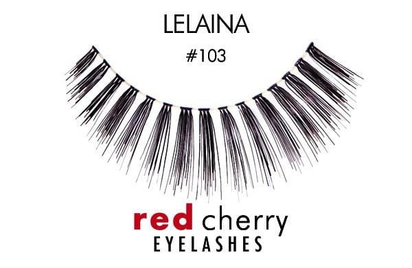 Red Cherry 103 BLACK (Lelaina)