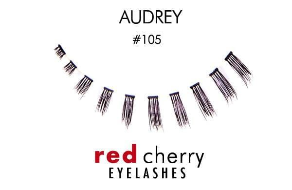 Red Cherry 105 BLACK (Audrey)