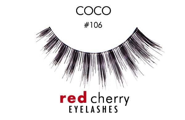 Red Cherry 106 BLACK (Coco)