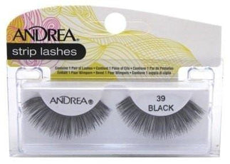 Andrea ModLash 39 BLACK