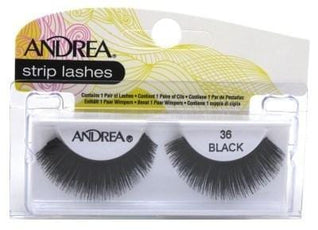 Andrea ModLash 36 BLACK
