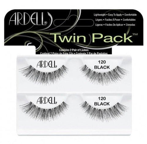 Ardell 120 BLACK (Twin Pack)