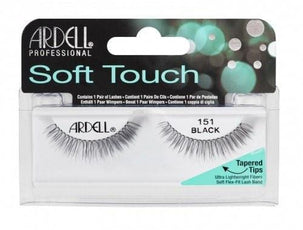 Ardell Soft Touch 151 BLACK