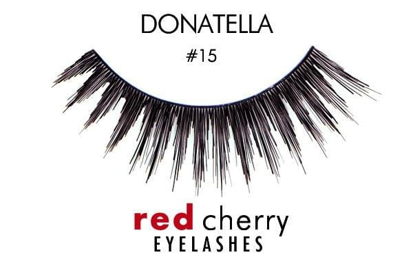 Red Cherry 15 BLACK (Donatella)