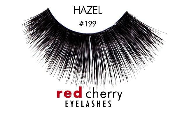 Red Cherry 199 BLACK (Hazel)