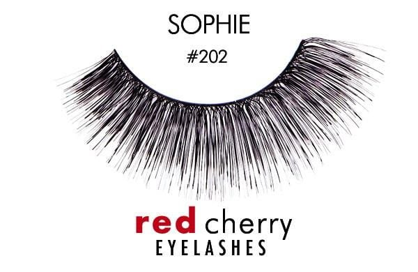Red Cherry 202 BLACK (Sophie)