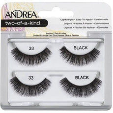 Andrea 33 BLACK (Twin Pack)