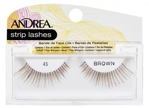 Andrea ModLash 45 BROWN
