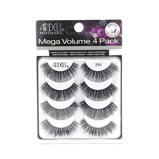 Ardell Mega Volume 251 (4 pack)