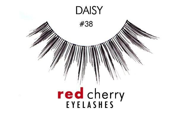 Red Cherry 38 BLACK (Daisy)