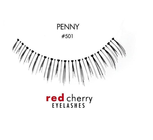 Red Cherry 501 BLACK (Penny)