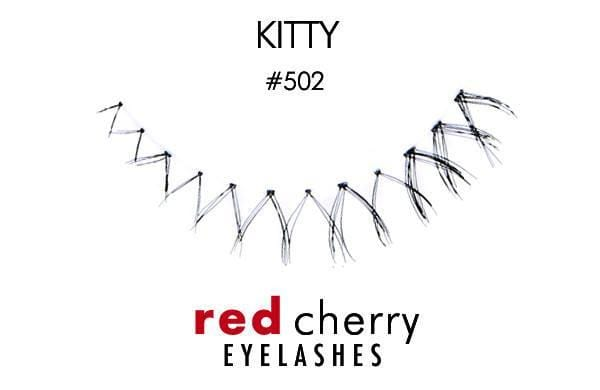 Red Cherry 502 BLACK (Kitty)