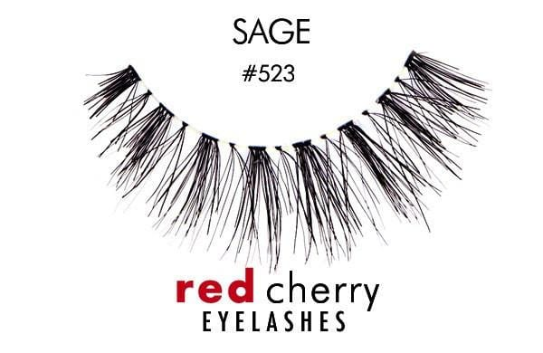 Red Cherry 523 BLACK (Sage)