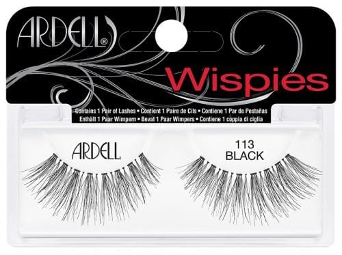 Ardell 113 Wispies BLACK