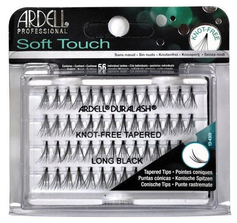 Ardell Soft Touch Knot-Free Tapered Long BLACK