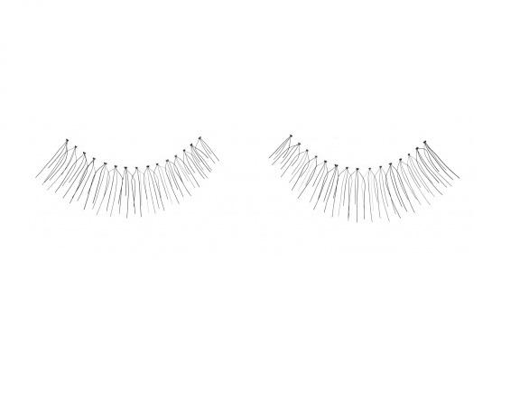 Andrea LashLites Lashes 331 BLACK