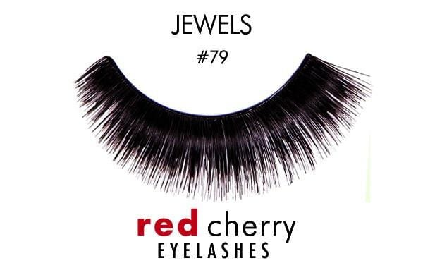 Red Cherry 79 BLACK (Jewels)