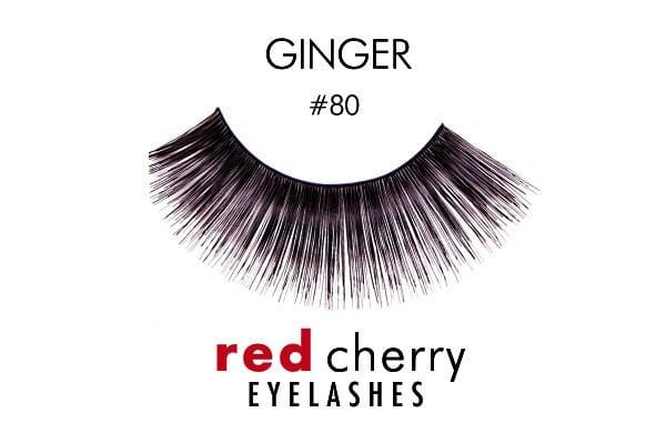 Red Cherry 80 BLACK (Ginger)