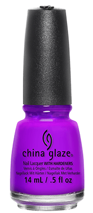 China Glaze Nail Lacquer (That's Shore Bright)