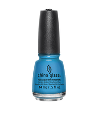 China Glaze Nail Lacquer (Too Yacht To Handle)