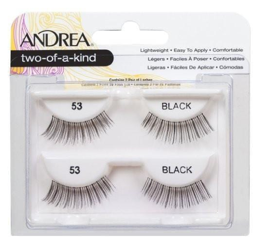Andrea ModLash 53 BLACK (Twin Pack)