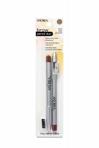 Andrea Brow Pencil Duo (Taupe)
