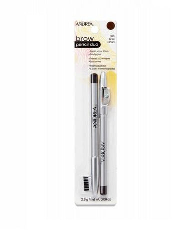 Andrea Brow Pencil Duo (Dark)
